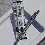 [ZEBRA] 일본 제브라 0.7mm 미니볼펜 T-3 리필심 4C-0.7