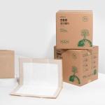 [아몬스] 친환경 논슬립  종이패드 150매(50매x3박스)