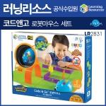 [코딩교육] 코드앤고 로봇마우스 활동세트(LR2831)