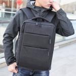 엘프 노트북 백팩(블랙) / 노트북가방