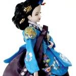 단장인형 여인천하시리즈 경빈 (30cm)