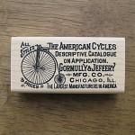 [빈티지]자전거 포스터