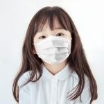 어린이 유아용 소형 일회용 마스크 50매