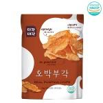 [속초명물] 바삭바삭 달콤함 호박 부각 60gx3개