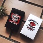 [의미가] UINIVERSITY 담배케이스 8종 (Black/Silver)