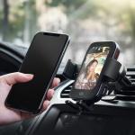 오아 와이더P 자동 센서 차량용 고속 무선 충전기