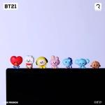 BT21 베이비 모니터 피규어 1세트(7개)