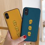 아이폰6 삐약이 삼형제 카드케이스