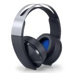 PS4 SONY 무선 스테레오 헤드셋 3D 서라운드 오디오