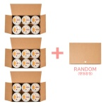라비퀸 더슬림한 컵볶이 3+1(랜덤)(총24팩)