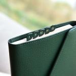 Fresh Day Leather Sticker [인덱스]
