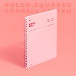 [모트모트] 스프링북 - 로즈쿼츠 3types