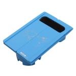 [차아네] 차량용 컵홀더 테이블 블루 CHA-CUPTABL