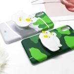오리 연못 슬림 케이스 & 스마트톡 아이폰 갤럭시