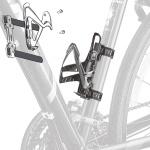 벨크로 장착 전동 퀵보드 및 자전거 물통 케이지 홀더