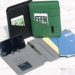 옥스포드 핸드폰 파우치-A5 자석 패드커버 CLP18A5