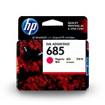 HP CZ123AA / NO.685 / Magenta Dye ink / 300P