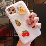 패브릭 동물농장케이스(아이폰7플러스/8플러스)
