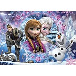 맥시퍼즐 직소퍼즐 디즈니 - 겨울 왕국 (CM23662)