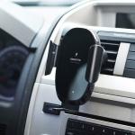 스마텍 ST-CD150 센서형 차량용 무선 고속충전거치대