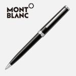 몽블랑 픽스 블랙 볼펜 / 114797
