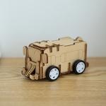 [코끼리 버스] DIY 어린이 코딩 조립 나무 장