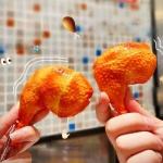 에어팟1/2세대 프로 3세대 특이한 닭다리 입체 케이스
