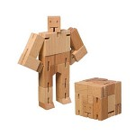 Cubebot Small Wood
