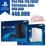 [5만원할인] PS4 Pro 본체 1TB CUH-7117B