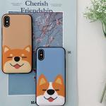 아이폰6 강아지시리즈 카드케이스