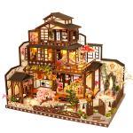 DIY 미니어처하우스 버드나무 저택