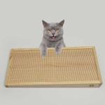 원목 프리미엄 고양이 스크래쳐 고양이장난감