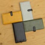 [inoworks] 유니크한 패턴과 임팩트 있는 컬러의 조화가 어울리는 인조가죽 6공 플래너-이노웍스 칸브리오-포켓링 HA201-3