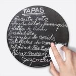 [스페인] 타파스 칠판 마우스패드