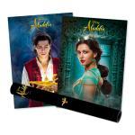 디즈니 알라딘 포스터 컬렉션(지관통, 5+1장)