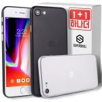 아이폰 SE 2세대 2020 SE2 8 7 에어슬림 케이스1+1