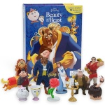 Disney Beauty and the Beast My Busy Book 피규어북