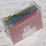 나카바야시 5분류 칸칸 서류보관함-인덱스화일박스 F1