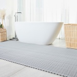 미리 욕실 미끄럼방지 매트 화장실 바닥 발판 발매트