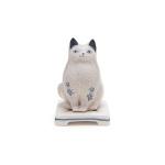 인센스 홀더(향로) 세라믹 향로(고양이) 75529