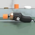 차량용 광택기 자동차 광택 왁싱기계 12V