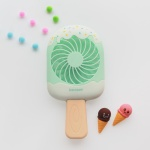 핑크풋 아이스크림 선풍기