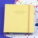 SCENERY OF LIFE MEMORY mini polaroid album ver.02-YELLOW