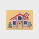Oink House Mini Note Book