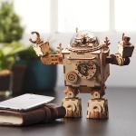 [Robotime] 3D우드퍼즐 오르골 뮤직박스 오르페우스