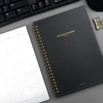 Reservoir Monthly Planner A5 - Hard Cover