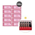 프로폴린스 벚꽃 가글 12ml 140매 + 스팀 헤어팩 5매