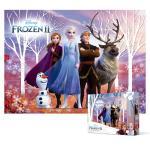 300피스 직소퍼즐 - 겨울왕국 2 새로운 여행 (큰조각)