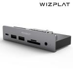 위즈플랫 iMac용 7in1 USB-C 허브 WIZ-H52Pro