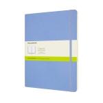 몰스킨 클래식노트-플레인/하이드레인저 블루-소프트 XL